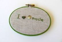 Found on Zibbet / These are some of my favorite things that I've found on Zibbet, where you can find truly handmade crafts, fine art, craft supplies, and vintage items.