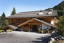 Holidays - France, Megeve region (Fench Alps)