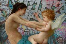 Inspiring art & artists  IV / kunst