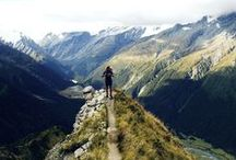 NZ Now Sam // / New Zealand; expect breathtaking landscapes, memorable encounters and grand adventures!