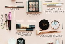 Haare & Make up