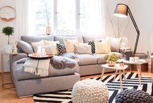 Home sweet home / Design - Einrichtung - Möbel
