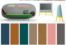 Colourful courage / Furniture-design- color- feel good