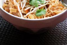 Asia Food / Rezepte