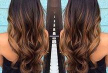 Hair / Acconciature e tagli che mi piacciono