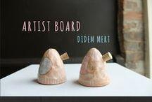Didem Mert / Didem Mert ▪ funky and functional clay ceramics