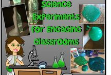 Science Experiments and Labs / Ideas for interesting experiments