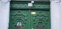 Budapest doors