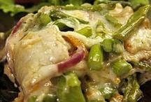 Food: vegetarian dinner