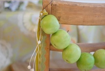 Wedding Ideas with Apples