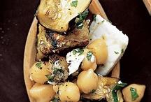 Food: vegetarian side dish