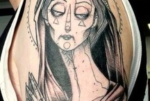 Ink / by Nessa Gonçalves