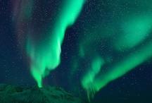 Earth - Aurora Borealis (northern/southern) / by Cindy Gardner
