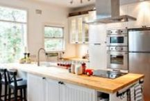 Inspiring Kitchens / Inspiration for our country kitchen renovation.