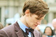 Matt smith / In all my 900 years in time and space I've never met someone who wasn't important