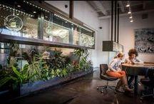 retail + restaurant / Retail + restaurant design and build by tres birds workshop.  / by Tres Birds Workshop