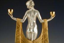 Art Deco Sculptures