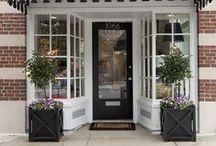 Retail window displays shop ideas