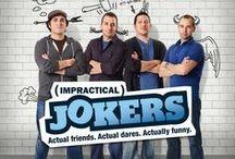 Impractical Jokers / by Jocie Foalima