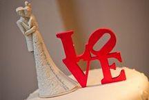 Noivinhos Topo de Bolo - Casamentos / Topos de Bolo da nossa loja virtual: www.tudopranoiva.com. Para informações sobre os produtos, enviar e-mail para contato@tudopranoiva.com.br