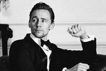 Tom Hiddleston  / We're up all night to get loki'd