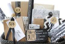 Geschenke schön verpackt / Verpackungen, Hochzeits- und Geburtstagsgeschenke, Geschenke aller Art, Ideen und Anregungen