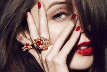 Jewellery / Jewellery photographed by Gyslain Yarhi