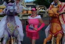 Disneyland Half Marathon / Costume ideas for Disneyland Half Marathon, Dumbo Challenge.