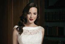 Vestido de Noiva - Casamento / Vestido, penteados, acessórios