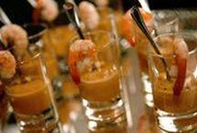 Gastronomia - Casamentos / Comida, cardápio, menu de casamento