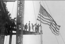 America Workers / Honoring the men and women that built the United States #labor #laborunions #madeintheusa #factoryworkers