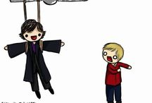 Sherlock / If you don't ship Johnlock then something is seriously wrong with you.