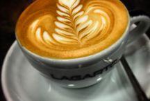 Kavárna / Kavárna • latte art • espresso • Royal Blend