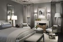 Bedroom / Interior design