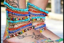 Gypsy-Bohemian-Ibiza style *