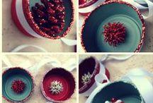 Decorazioni Natale / Ecco come realizzare decorazioni natalizie con le nostre lattine di tonno e vasi vetro dei filetti.