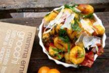 Recipes & more / Italian Gnocchi