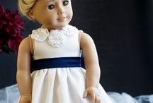 {CUTE DOLL CLOTHES & ACCESSORIES}
