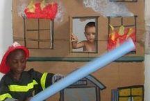 Dramatic Play in Kindergarten