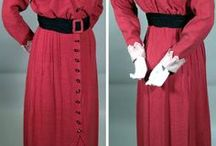 Vintage dresses, gowns and bridals (1910-1919)