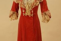 Vintage dresses, gowns and bridals (1900-1909)