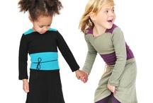 Tjikky Shop - Winter / TJIKKY for little mamas. Meisjeskleding met een vrouwelijke pasvorm.