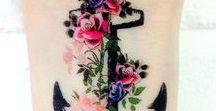 Amor em rabiscos / tattoos
