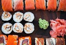 Sushi Dreams / by SnapDish Recipe & Food