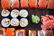 Sushi Dreams / by SnapDish Food Camera