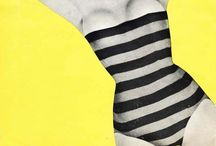 S T R I P E S  / A summer trend sure to see out the season is stripes, in all forms.
