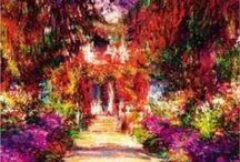 A Colourful World / Magische kleuren