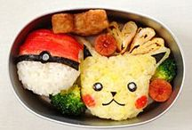 Pokemon ▽ ポケモン / Food related to Pokemon