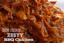 Recipes - Slow Cooker/CrockPot / by Heather Rapoza