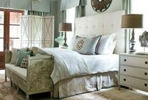 Beautiful Bedrooms / Bedroom designs and furnishings.